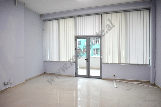 It is offered office space for rent in Tish Dahia street in Tirana, Albania. It is located on the