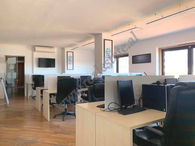 Office space for rent in Abdi Toptani street in Tirana, Albania.