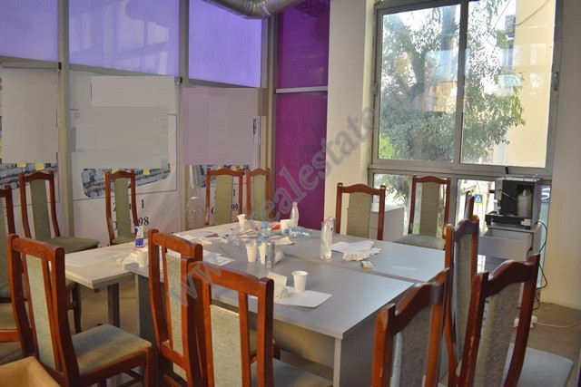 Store for rent in Durresi Street in Tirana, Albania.