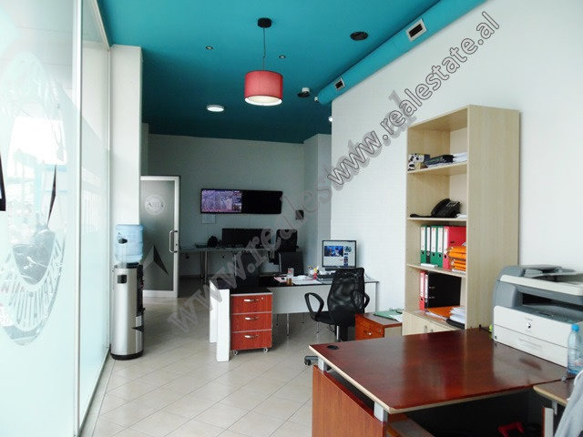 Store for rent in Maliq Muco Street in Tirana.