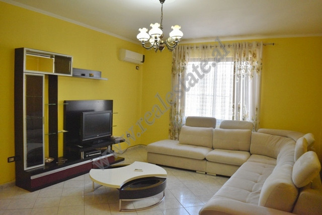 Two bedroom apartment for rent near Zogu i Zi area in Tirana, Albania.