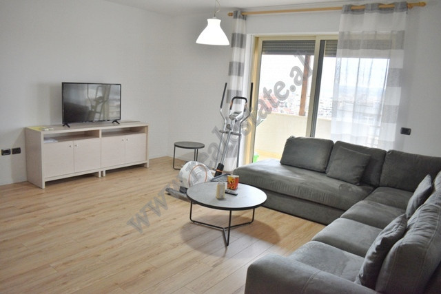Two bedroom apartment for rent near Durresi street in Tirana, Albania. The flat is located on the