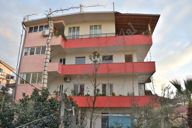 Five storey villa for sale in Kadri Kerciku street in Tirana, Albania.