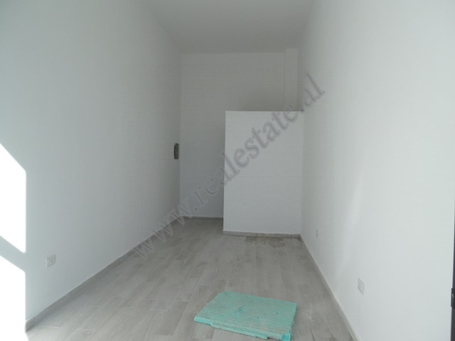 Store for rent in Kongresi i Lushnjes Street in Tirana, Albania.