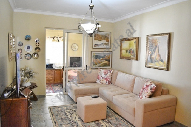 Two bedroom apartment for rent near Mine Peza street in Tirana, Albania.