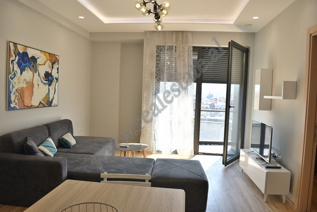 One bedroom Apartment for rent in Kongresi i Lushnjes Street in Tirana, Albania.