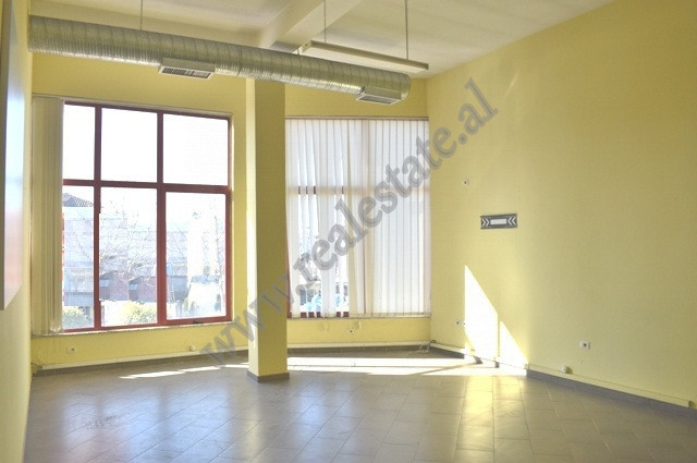 Commercial property for rent in Kastriotet street in Tirana, Albania.