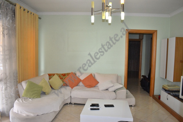 Three bedroom apartment for rent near Karl Topia Square in Tirana, Albania. The apartment is locate