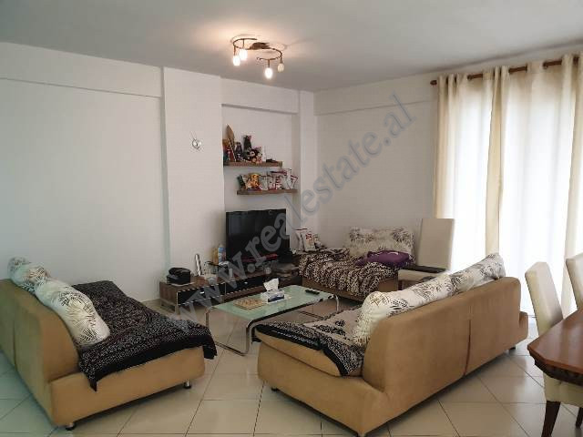 Two bedroom apartment for sale in Kodra e Diellit Residence in Tirana.