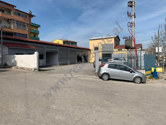 Land for sale on Blu Boulevard street near the Institute area in Tirana, Albania.