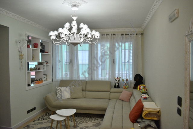 Two bedroom apartment for sale in Blloku area in Tirana, Albania.