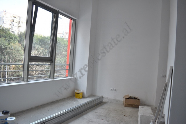 Office for rent in Janos Hunyadi Street in Tirana.