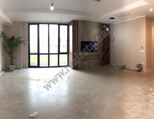 Office space for rent in Elbasani Street in Tirana. It is situated on the second floor of a new bui