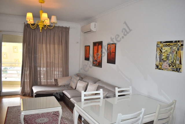 One bedroom apartment for rent in Panorama street in Tirana, Albania.