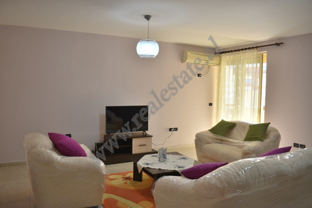 Two bedroom apartment for rent near Durresi street in Tirana, Albania.