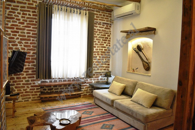 One bedroom apartment for rent close to Rinia Parc in Tirana.