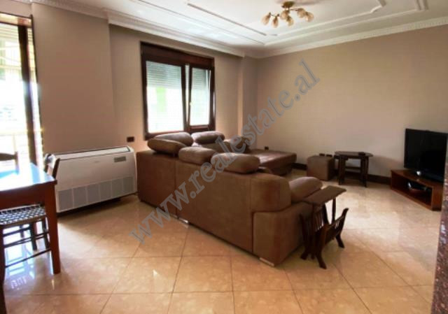 Two bedroom apartment for rent in Brigada e VII Street in Tirana.
