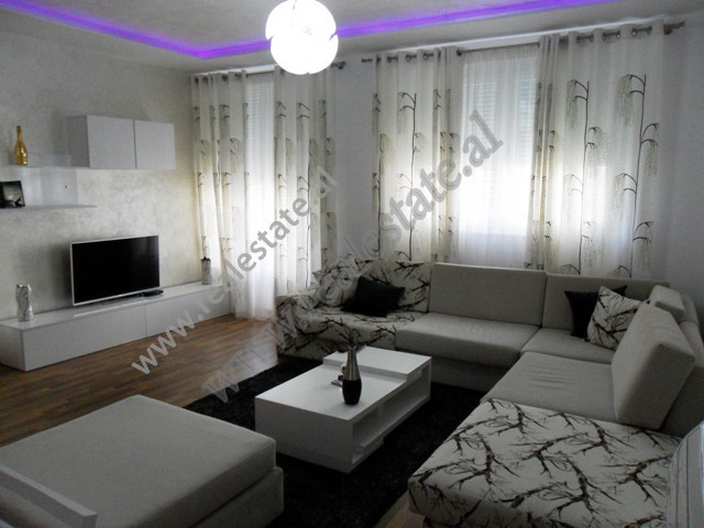 Modern apartment for sale in Kodra e Diellit Residence in Tirana.
