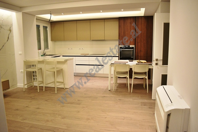Two bedroom apartment for rent in Abdyl Frasheri street in Tirana.