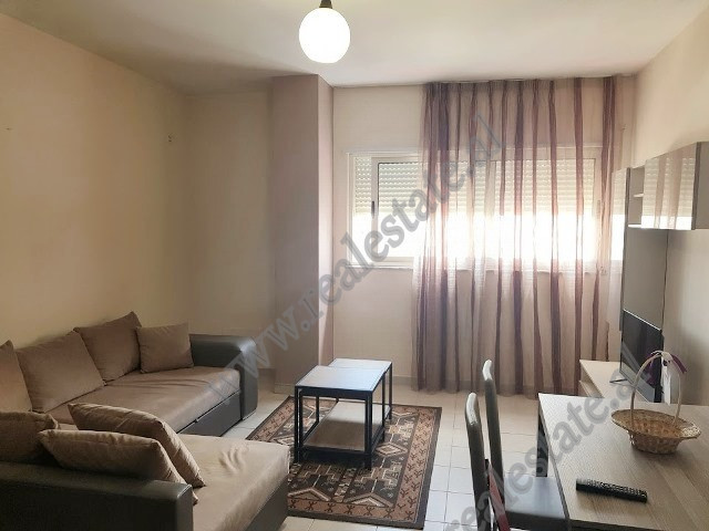 One bedroom apartment for rent near the Catholic Church in Don Bosko area in Tirana, Albania.