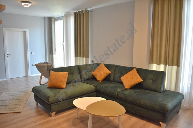 One bedroom apartment for rent in Ullishte street in Tirana. 