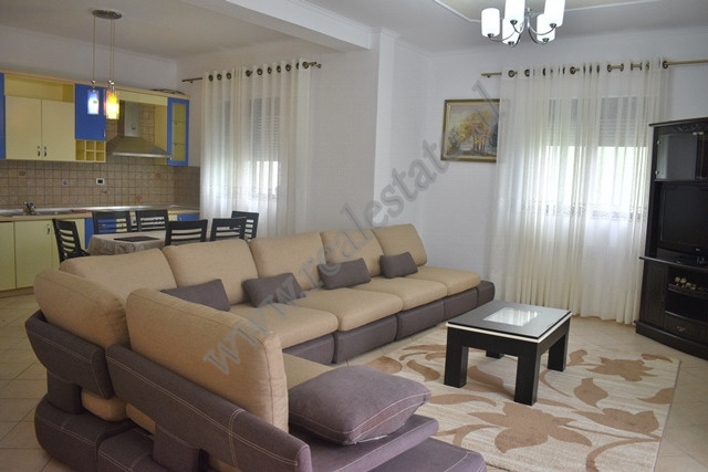 Three bedroom apartment for rent in Osmet street in Tirana.