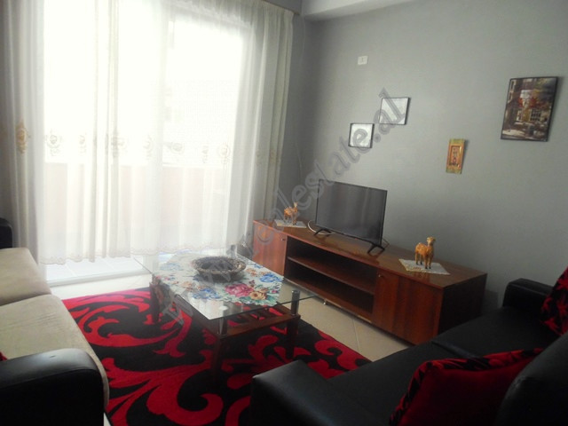 One bedroom apartment for rent in Teodor Keko street in Tirana.