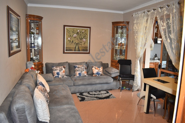 One bedroom apartment for sale in Shallvareve area in Tirana, Albania.