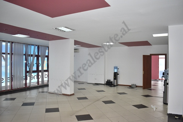 Office space for rent close to University of Law in Tirana, Albania.