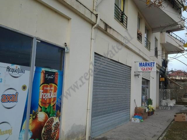 Store spacefor sale near Teodor Keko Street in Tirana. 