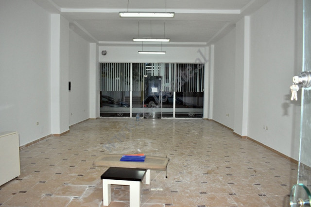Shop for rent on Albanopoli Street in Tirana.