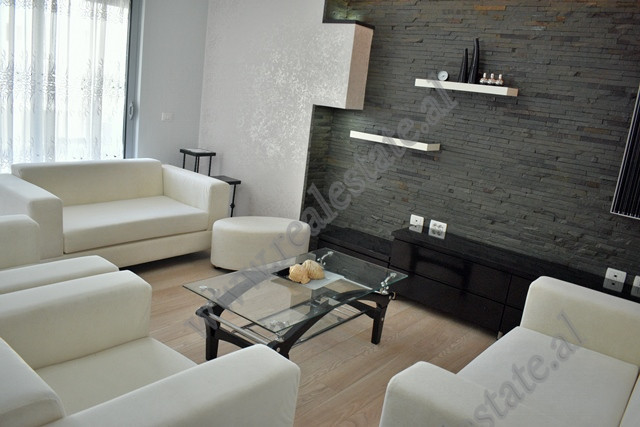 Two bedroom apartment for rent in Him Kolli street in Tirana.