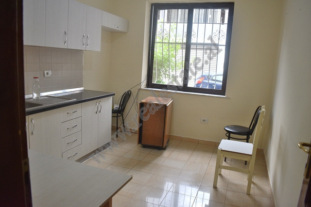 One bedroom apartment for rent in Vaso Pasha street in Tirana.