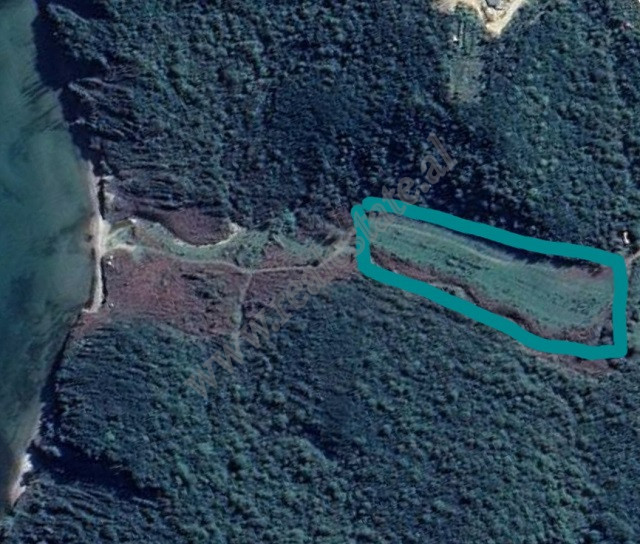 Land for sale at Cape of Rodon.