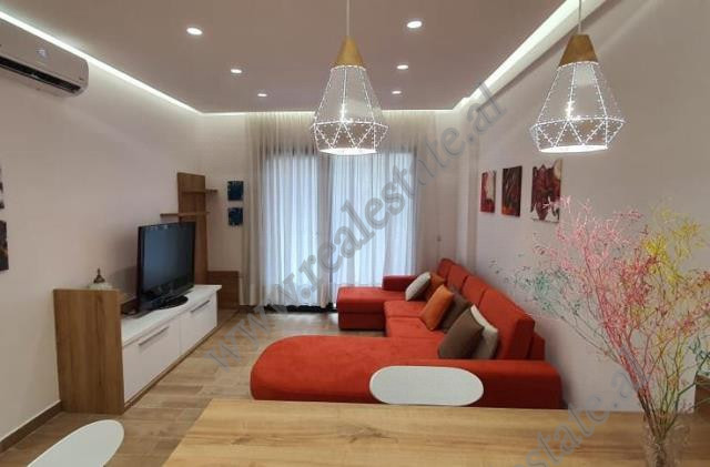 One bedroom apartment for rent in Frosina Plaku Street in Tirana.