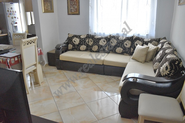 Two bedroom apartment for sale in Aleksander Moisiu street in Tirana, Albania  It is located