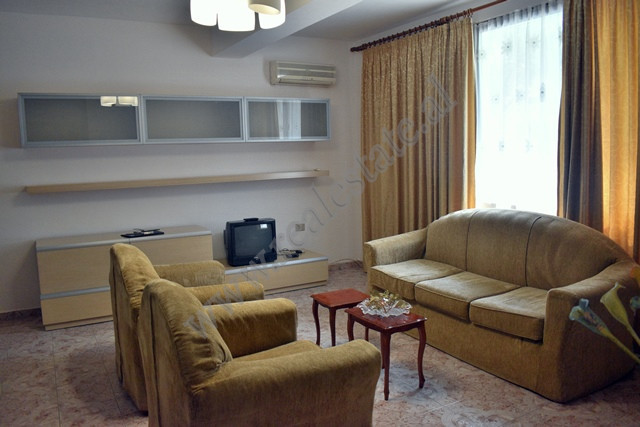 One bedroom apartment for rent near Osman Myderizi School in Tirana.