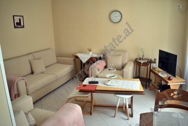 One bedroom apartment for sale In Marko Bocari street in Tirana, Albania.