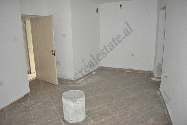 One bedroom apartment for sale near Durresi street in Tirana, Albania.