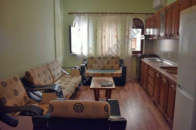 One bedroom apartment for rent in Selim Brahja street in Tirana.