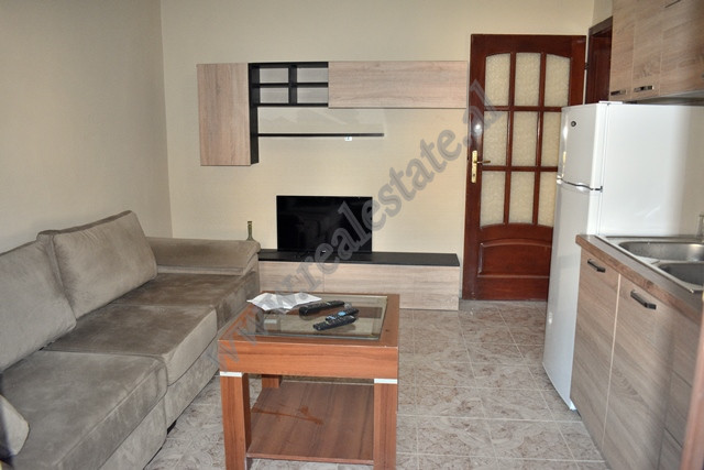 Two bedroom apartment for rent in Haxhi Alija street in Tirana.