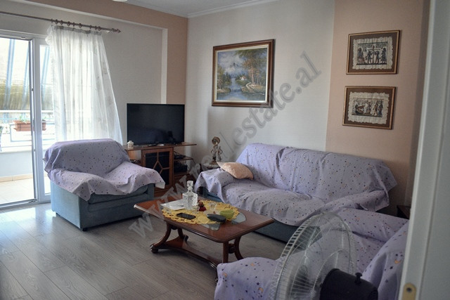 Two bedroom apartment for rent in Mahmut Fortuzi in Tirana, Albania.