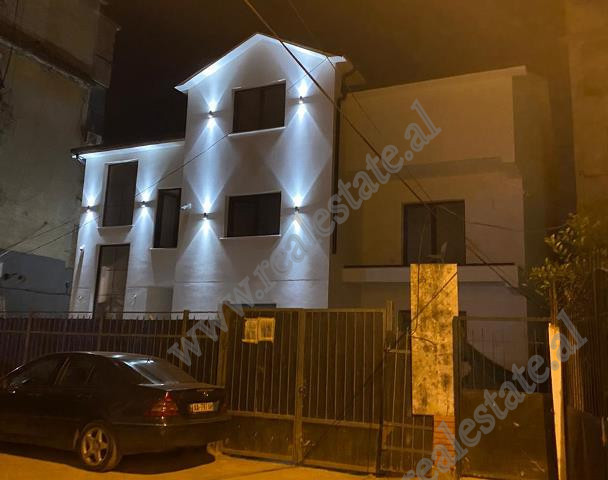 Three storey villa for rent in Durresi Street in Tirana.
