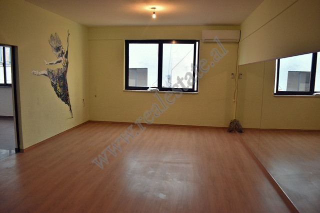 Office space for rent in Riza Cerova street in Tirana, Albania.