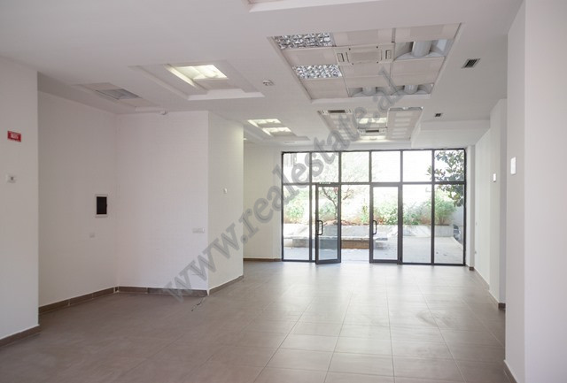 Store space for rent in Tafaj street in Tirana.
