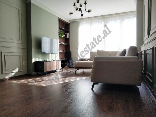 Modern two bedroom apartment for rent in Islam Alla street in Tirana.