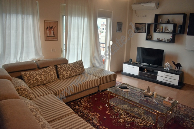 Two bedroom apartment for rent near the Zoo in Tirana, Albania.