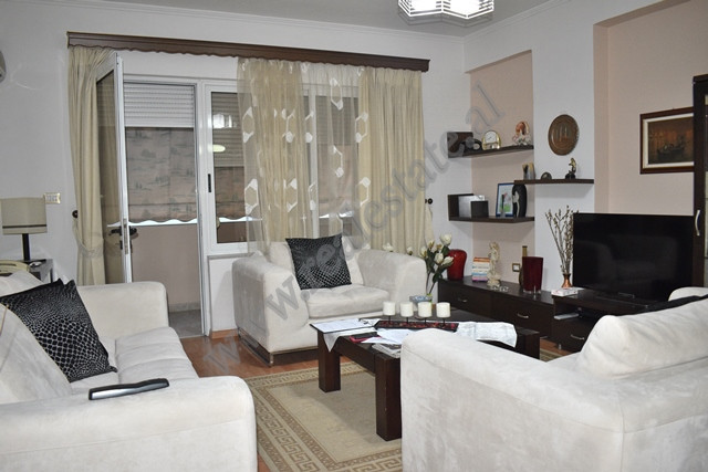 Two-bedroom apartment for sale in Andon Zako Cajupi street in Tirana.