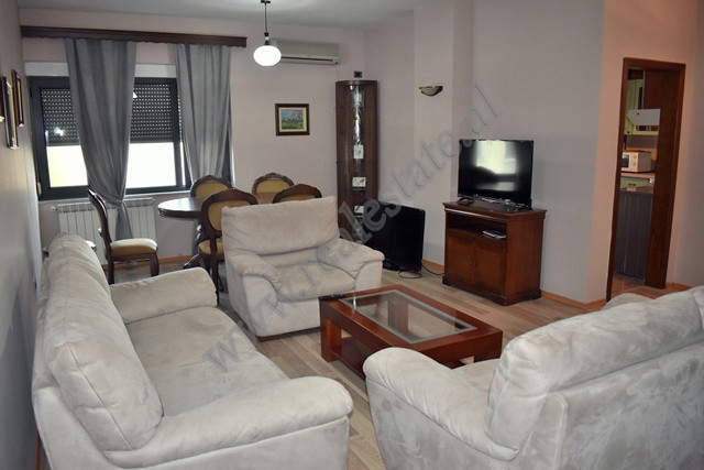 Two bedroom apartment for rent in Pjeter Bogdani street in Tirana, Albania
