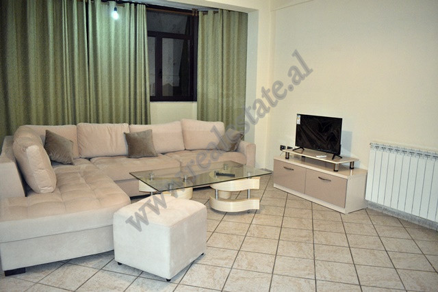 Three bedroom apartment for rent near Gjeli restaurant in Tirana, Albania.